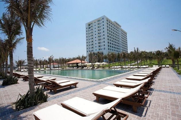 resort dự án Golden Bay3